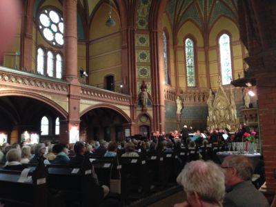 Diakoniekonzert – Offene Lutherkirche Apolda 2017